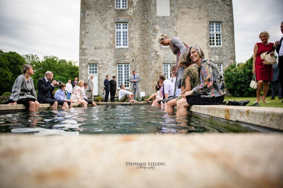 Mariage au château de Bourgon Cocktail-311