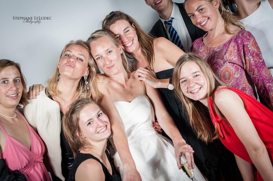 Mariage au château de Bourgon Crazy-Booth-41