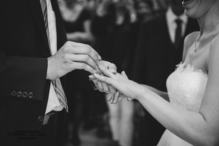 Mariage Américain au manoir de Kercadio Mairie-142