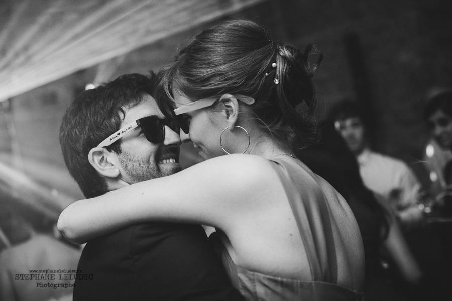 Mariage Américain au manoir de Kercadio bal-63