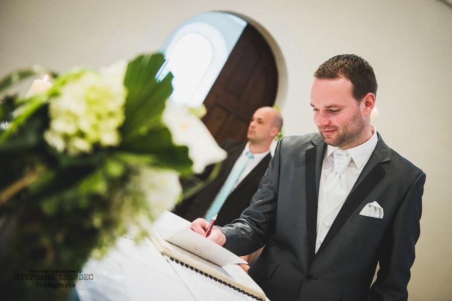 Mariage à Belle-île eglise-369