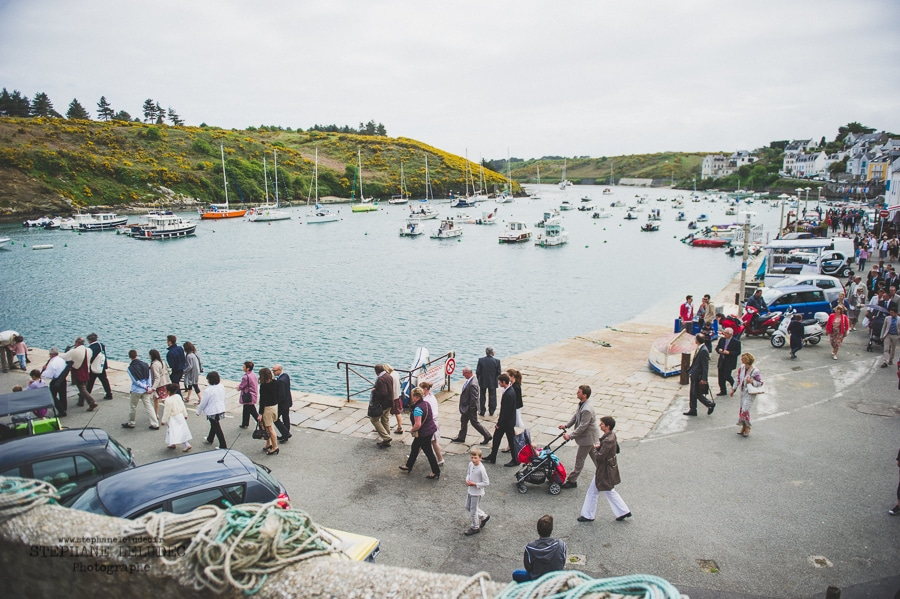 Mariage à Belle-île eglise-464
