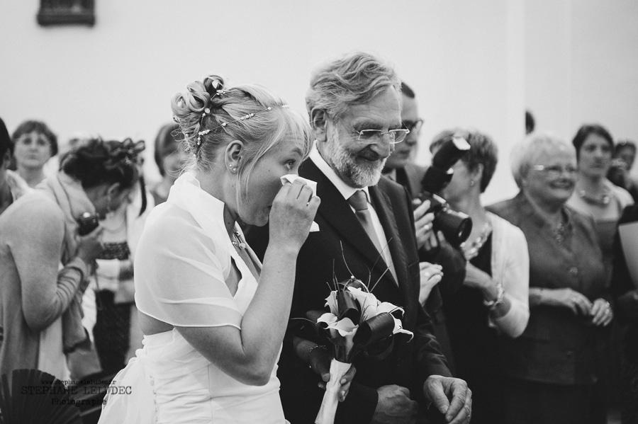 Mariage à Belle-île eglise-751