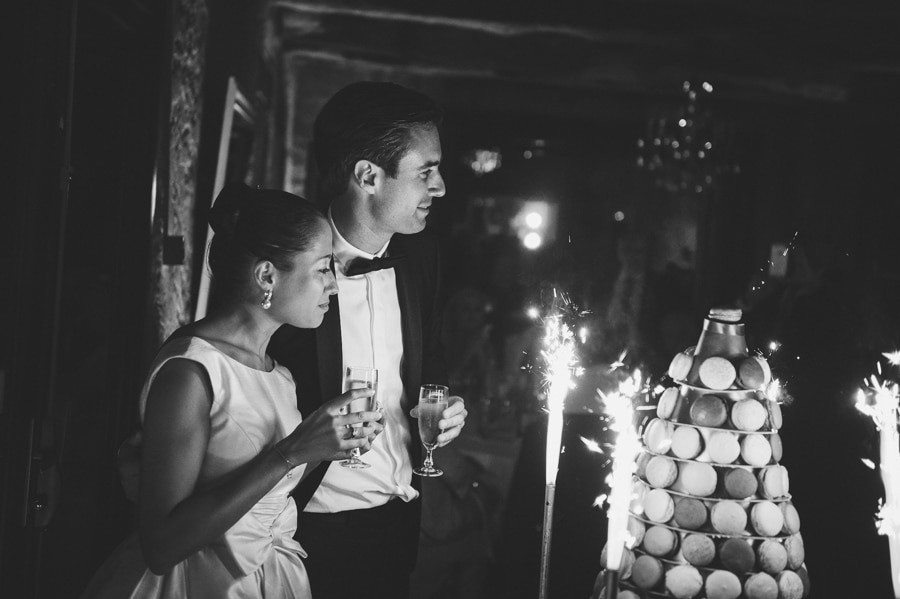 Mariage au château de la motte Beaumanoir ADELAIDE-ET-EVRARD-MARIAGE-1958