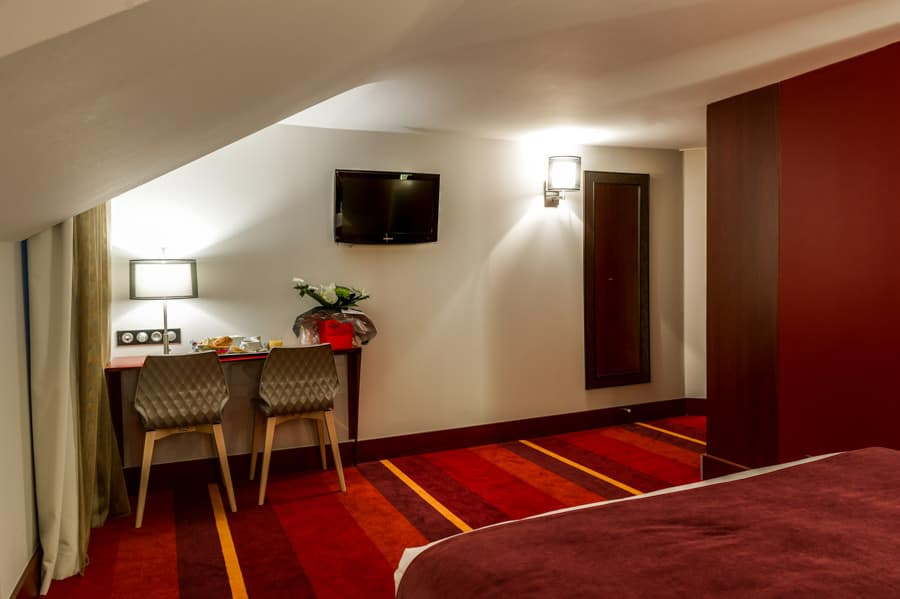 Shooting Hotel Le Chateaubriant LE-CHATEAUBRIANT-29