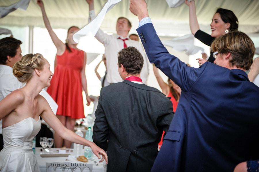 Mariage au château de Bourgon Diner-431