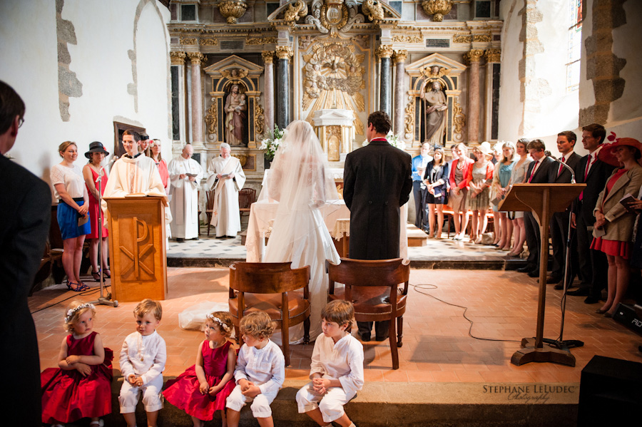 Mariage au château de Bourgon Eglise-213