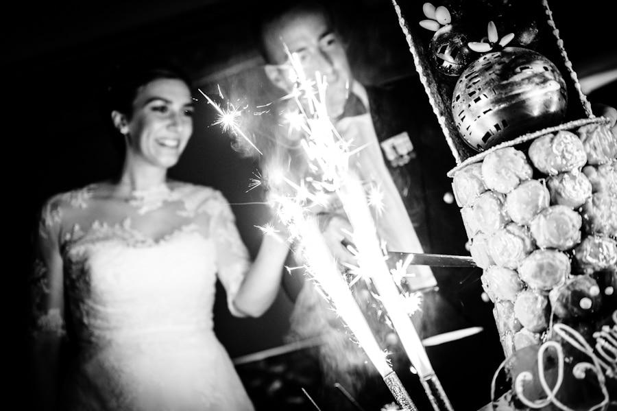 Mariage au domaine de Lafayette Diner-110