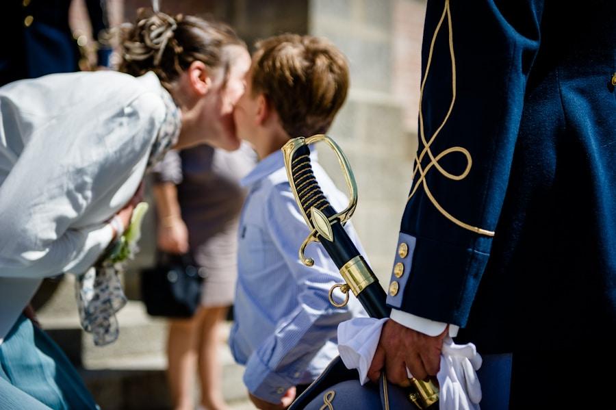 Mariage au domaine de Lafayette Eglise-16