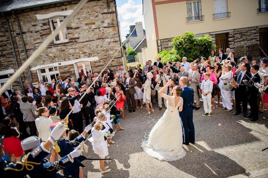 Mariage au domaine de Lafayette Eglise-180
