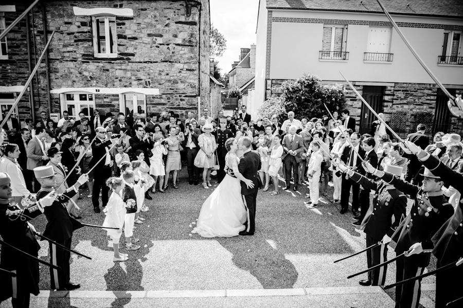 Mariage au domaine de Lafayette Eglise-183