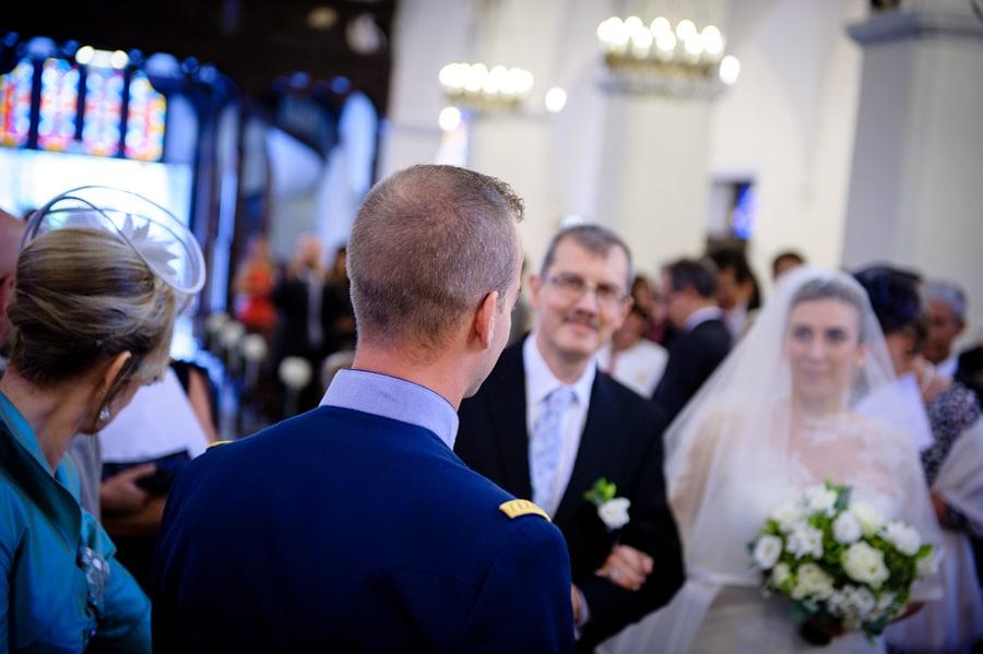 Mariage au domaine de Lafayette Eglise-37