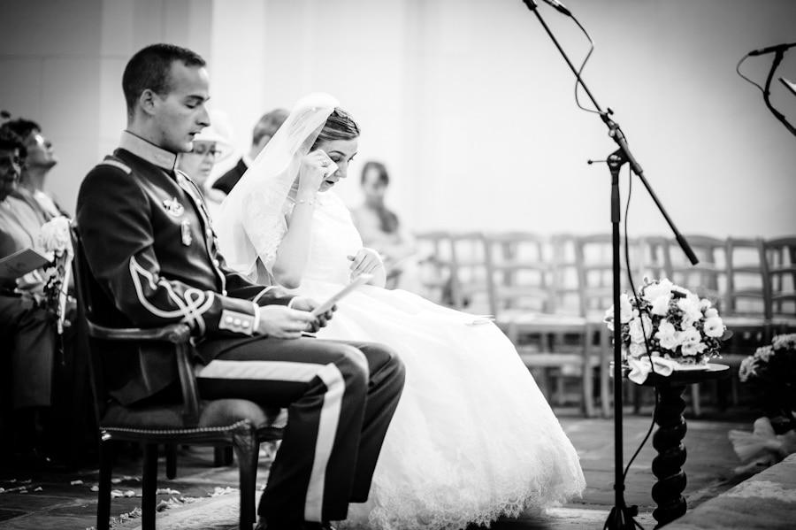 Mariage au domaine de Lafayette Eglise-64