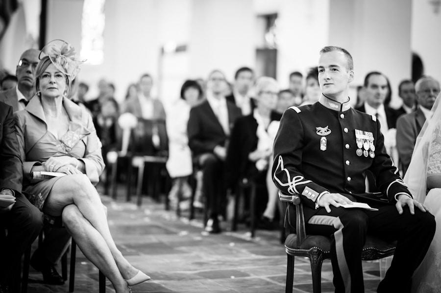 Mariage au domaine de Lafayette Eglise-72