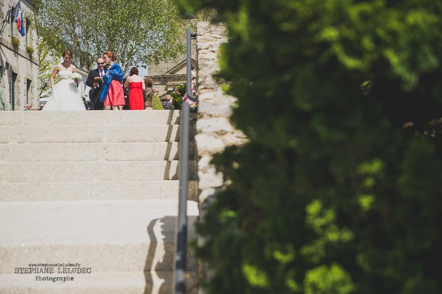 Mariage Américain au manoir de Kercadio Mairie-223
