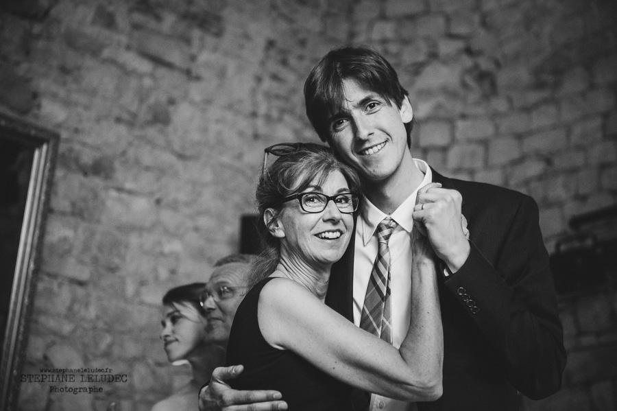 Mariage au manoir de Kercadio bal-12