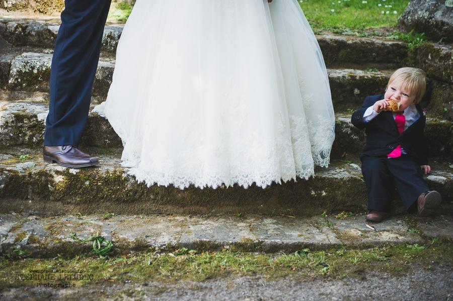 Mariage au manoir de Kercadio couple-212