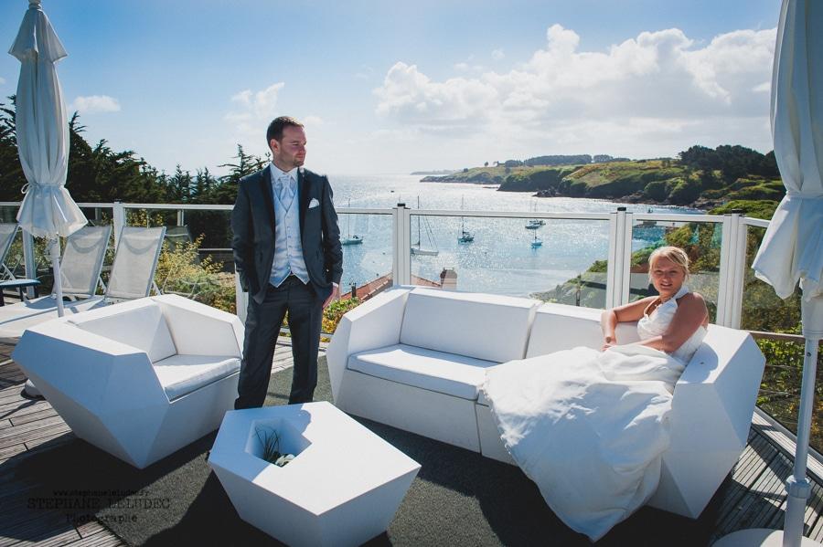 Mariage à Belle-île en mer couple-50