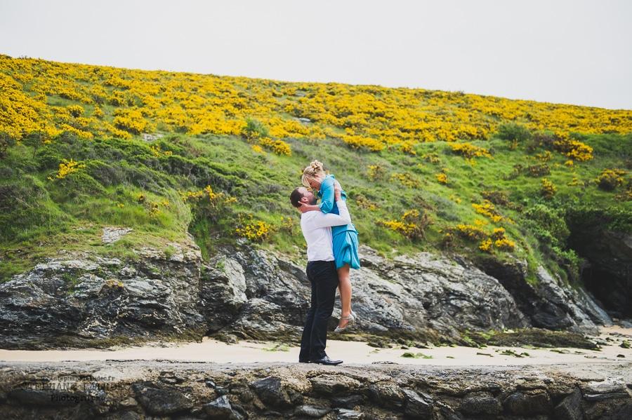 Mariage à Belle-île en mer couple-7