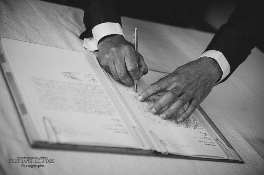 Mariage à Belle-île mairie-132