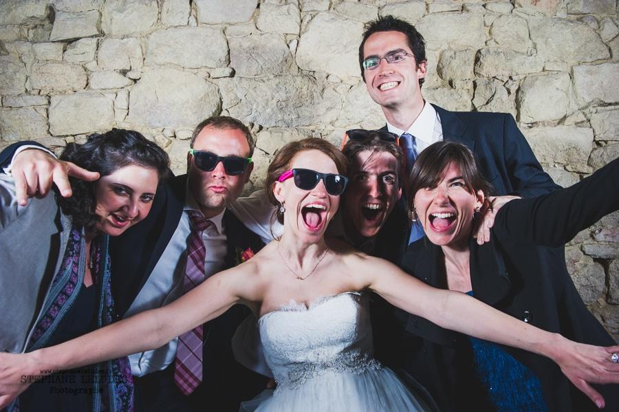 Mariage Américain au manoir de Kercadio photobooth-47