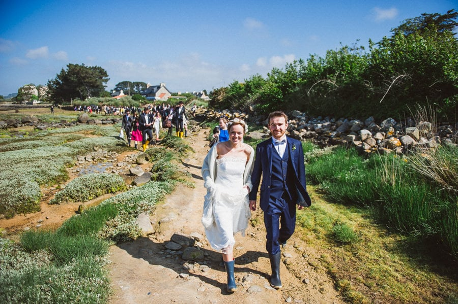 A wedding on the private island in France PAULINE-ET-MAXIME-ENGAGEMENT-397