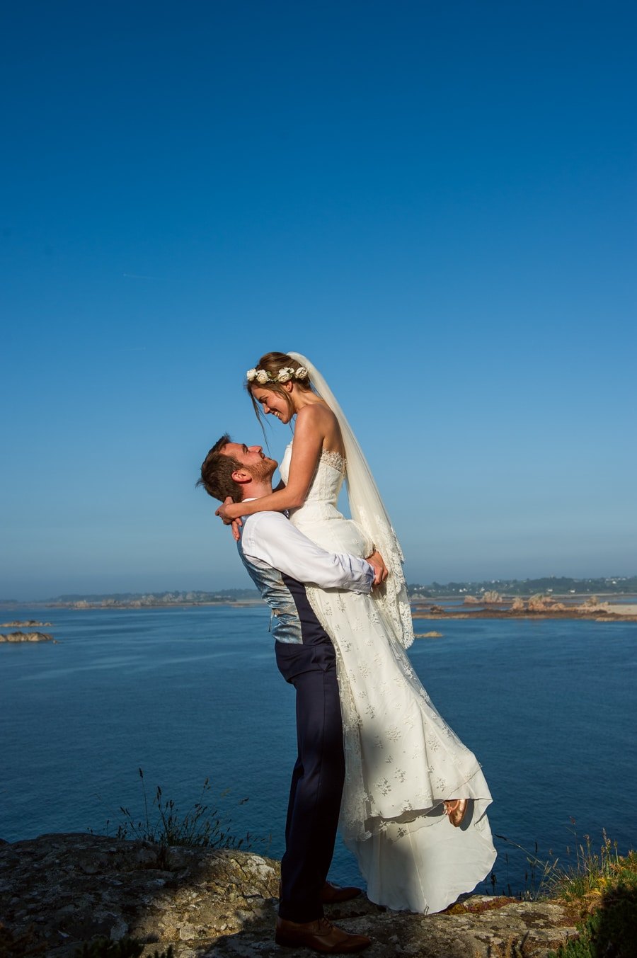 A wedding on the private island in France PAULINE-ET-MAXIME-ENGAGEMENT-682