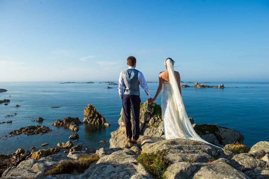 A wedding on the private island in France PAULINE-ET-MAXIME-ENGAGEMENT-683