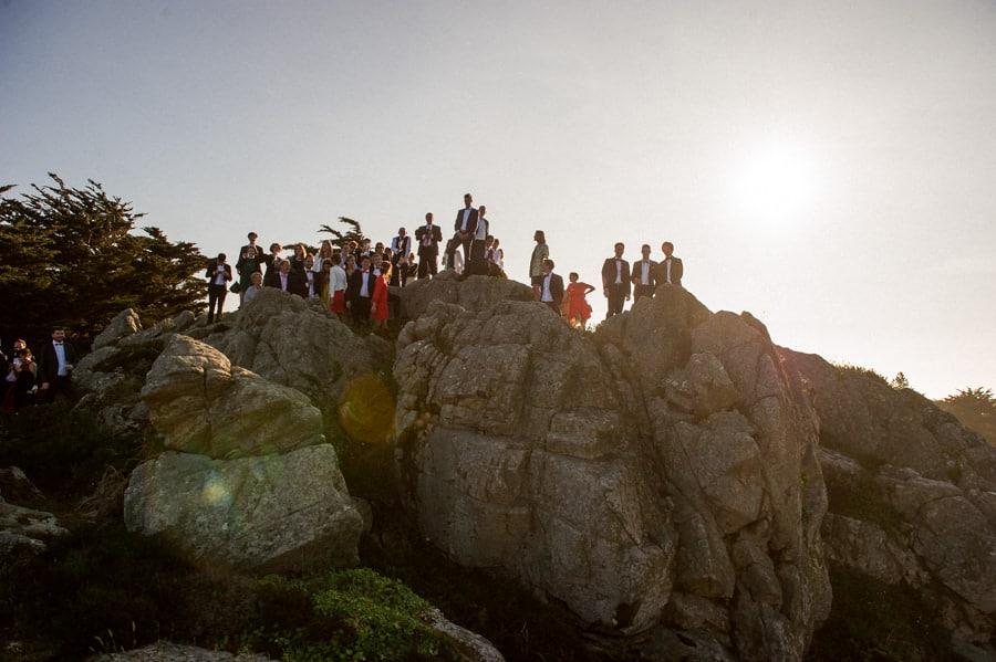 Un mariage sur une île privée en Bretagne PAULINE-ET-MAXIME-ENGAGEMENT-687