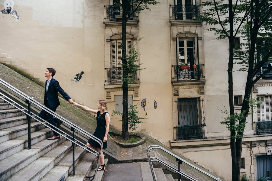 Engagement session at Montmartre Paris photographe-paris-bretagne-nantes-stephane-le-ludec-13