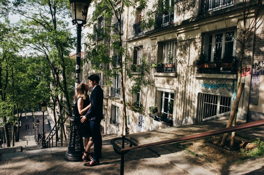 Engagement session at Montmartre Paris photographe-paris-bretagne-nantes-stephane-le-ludec-23