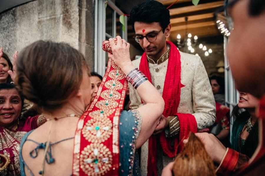 Un mariage hindou à Guérande MARINE-ET-SHRAWAN-CEREMONIE-84