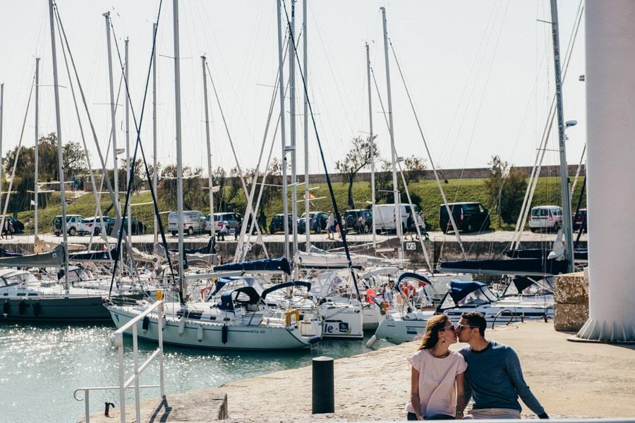Love session sur l'île de Ré MELANIE-ET-ALEXANDRE-ENGAGEMENT-49