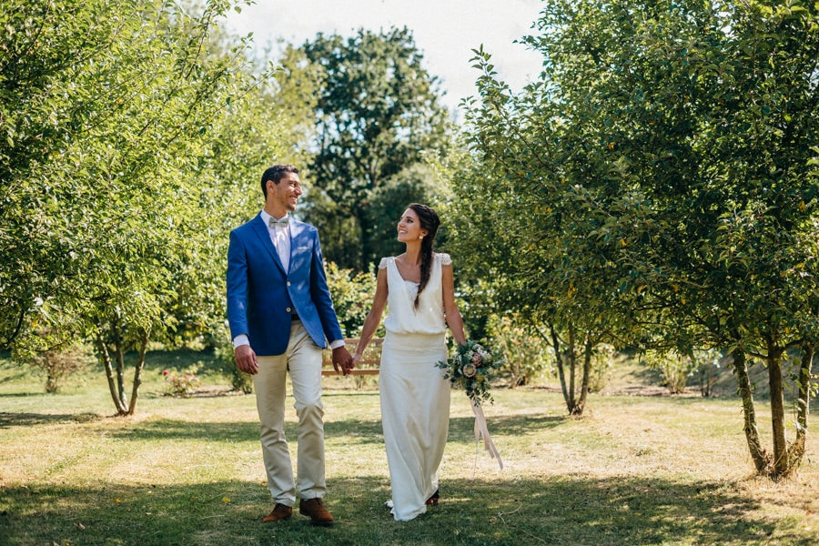 A natural and country wedding in manor in France mariage-manoir-de-la-mare-rennes-bretagne-25