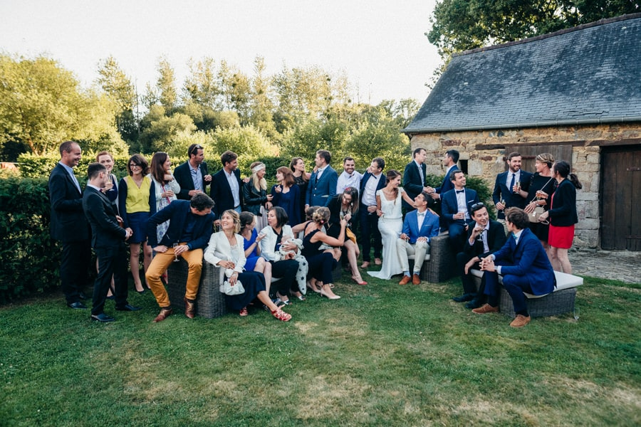 A natural and country wedding in manor in France mariage-manoir-de-la-mare-rennes-bretagne-53