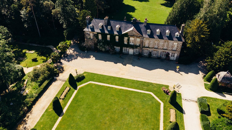 Mariage chic au château de la Rouërie mariage-luxe-france-stephane-le-ludec-22