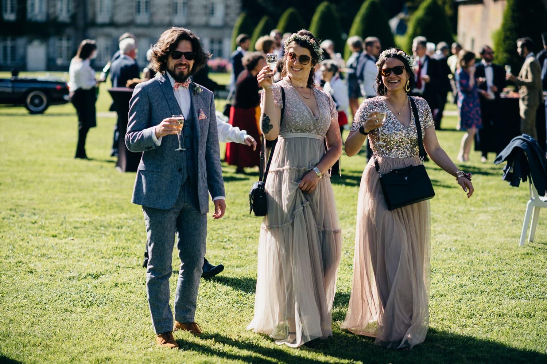 Mariage chic au château de la Rouërie mariage-luxe-france-stephane-le-ludec-26