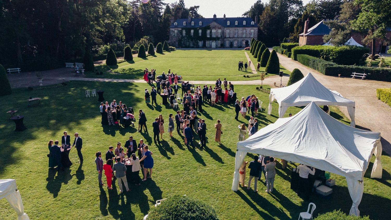 Mariage chic au château de la Rouërie mariage-luxe-france-stephane-le-ludec-28