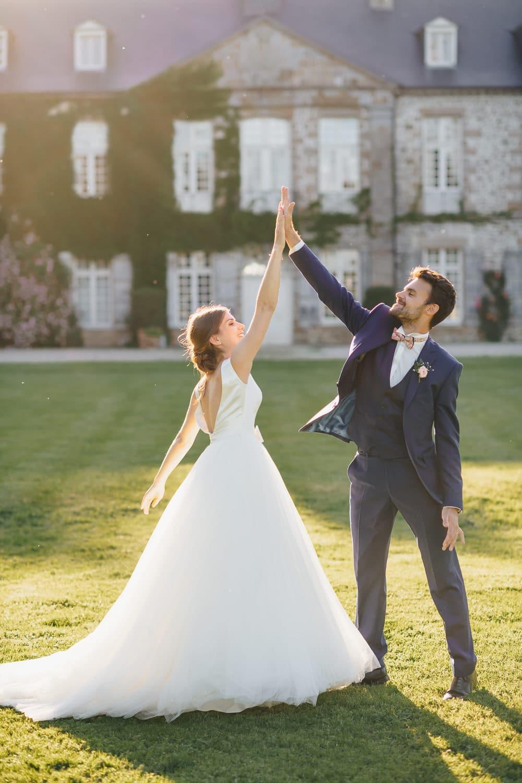 Mariage chic au château de la Rouërie mariage-luxe-france-stephane-le-ludec-66